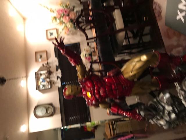 アイアンマン 1/4 100体限定スタチュー_a0019032_2253735.jpg