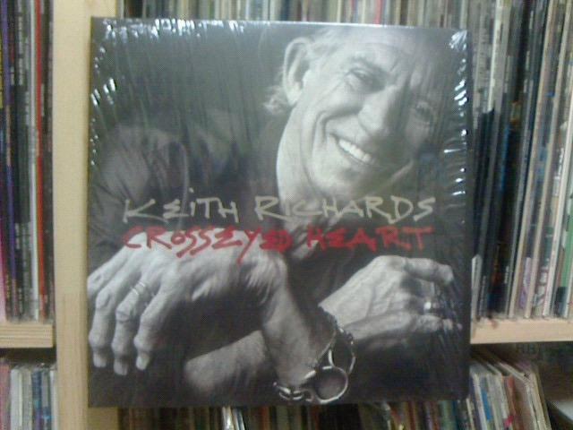 Crosseyed Heart / Keith Richards_c0104445_2123749.jpg