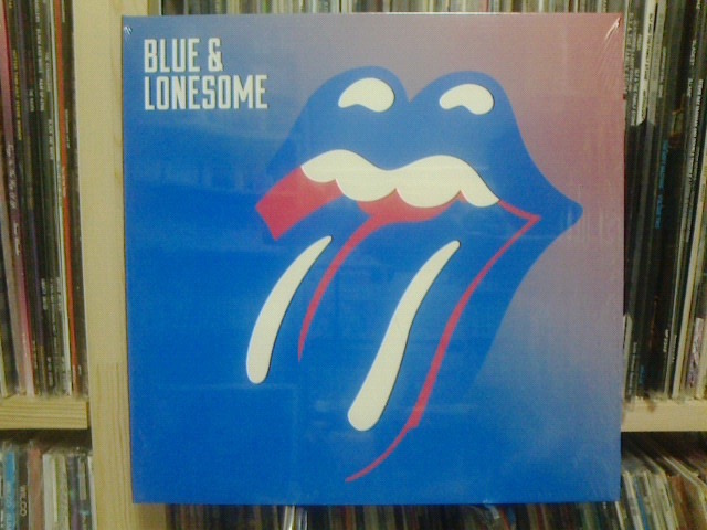 Blue & Lonesome / The Rolling Stones_c0104445_2134386.jpg
