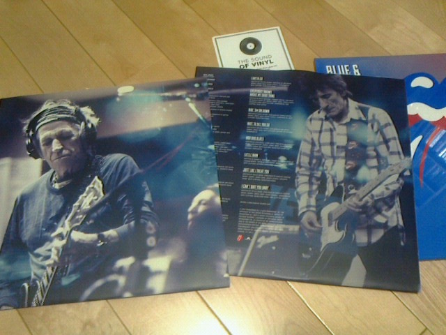 Blue & Lonesome / The Rolling Stones_c0104445_214860.jpg