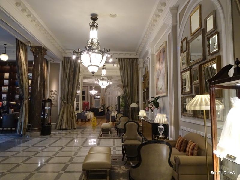 """""""ホテル・マリア・クリスティーナ""""  サンセバスティアン_a0092659_13435860.jpg"""