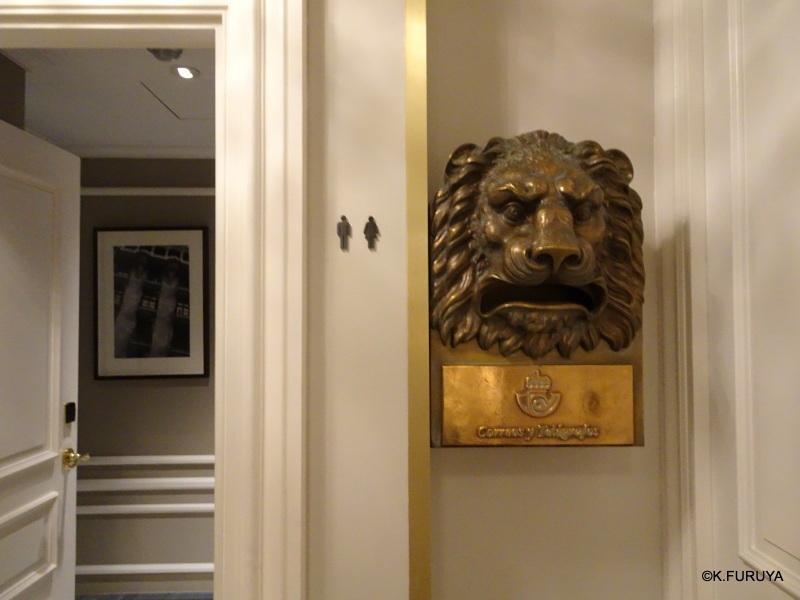"""""""ホテル・マリア・クリスティーナ""""  サンセバスティアン_a0092659_14121611.jpg"""