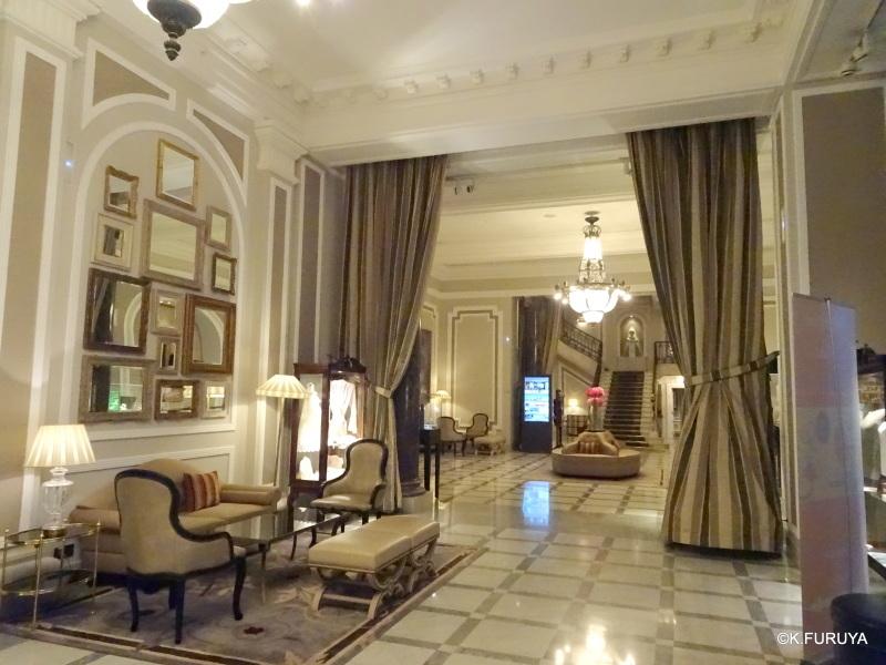 """""""ホテル・マリア・クリスティーナ""""  サンセバスティアン_a0092659_14125868.jpg"""