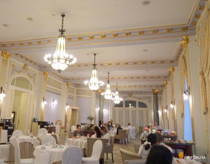 """""""ホテル・マリア・クリスティーナ""""  サンセバスティアン_a0092659_14224310.jpg"""