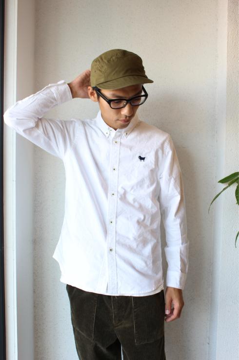 パグちゃんシャツ_f0375159_12534868.jpg