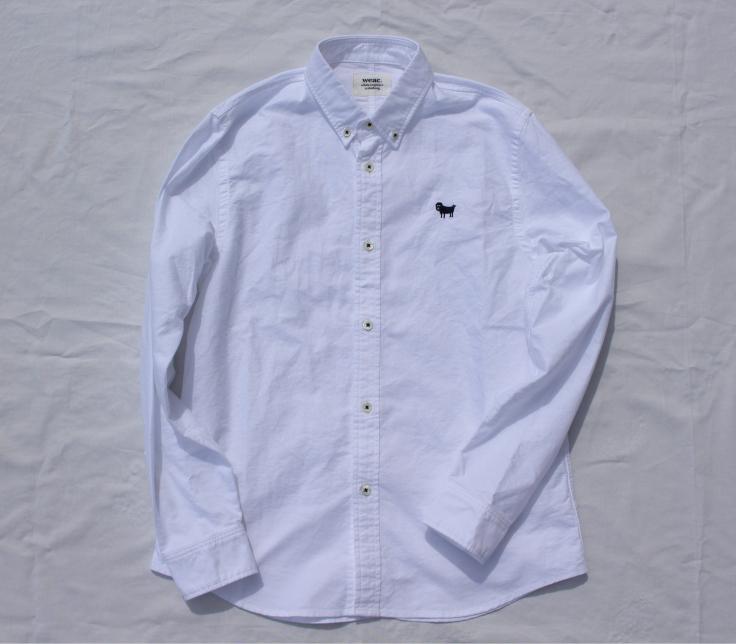 パグちゃんシャツ_f0375159_12541729.jpg