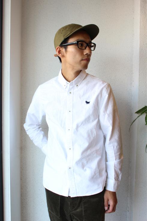 パグちゃんシャツ_f0375159_12575168.jpg