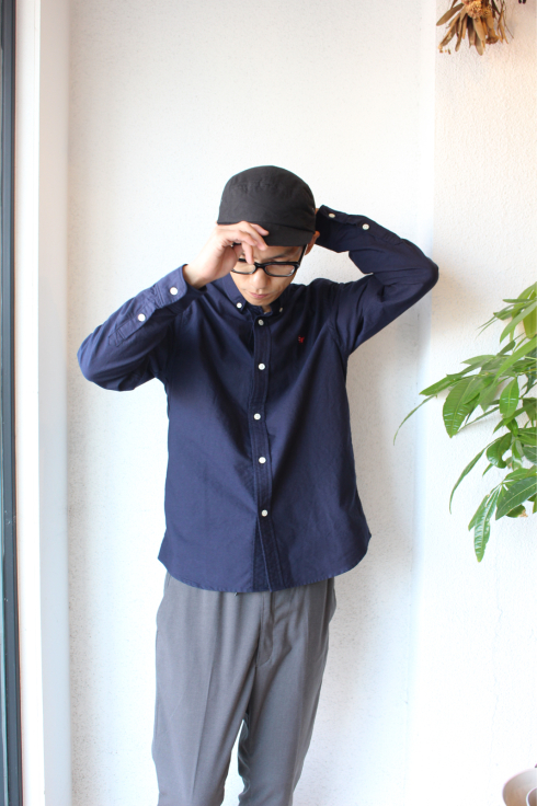 パグちゃんシャツ_f0375159_13005079.jpg