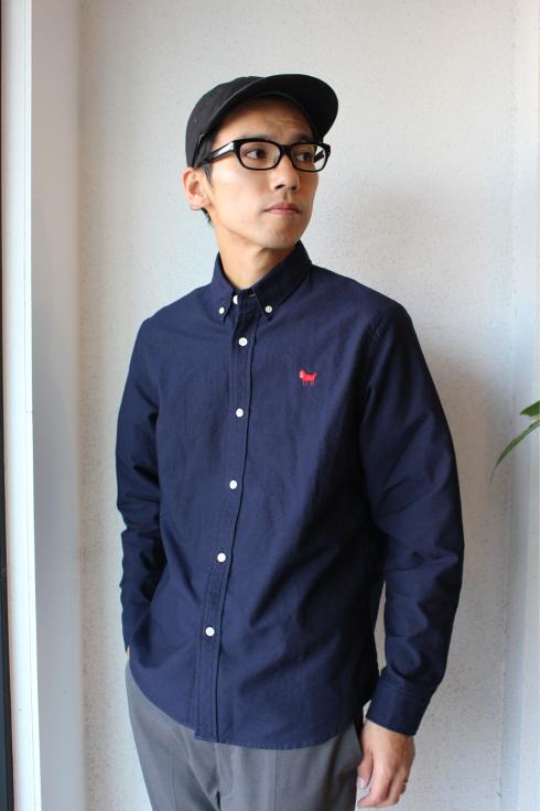パグちゃんシャツ_f0375159_13005284.jpg
