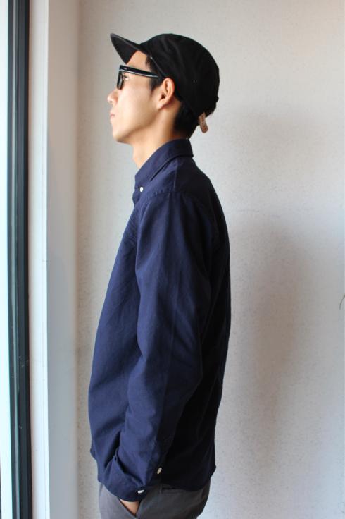 パグちゃんシャツ_f0375159_13005422.jpg