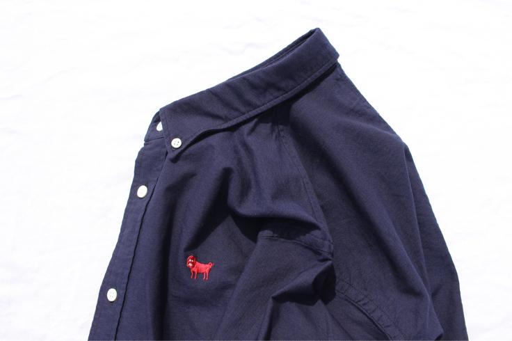 パグちゃんシャツ_f0375159_13014263.jpg