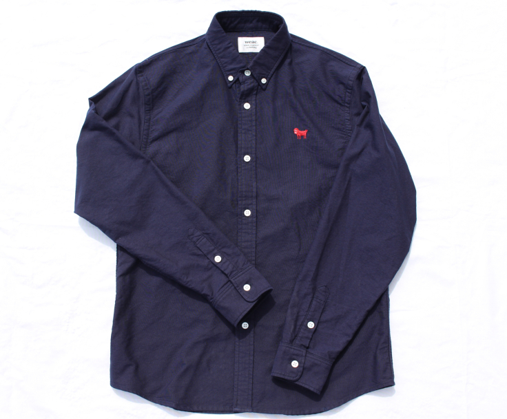 パグちゃんシャツ_f0375159_13022382.jpg