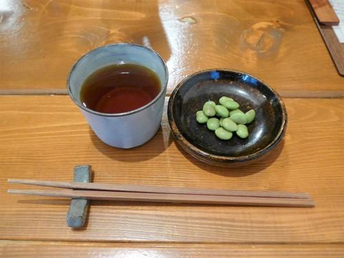西荻窪「壱年茶虎」へ行く。_f0232060_1313296.jpg