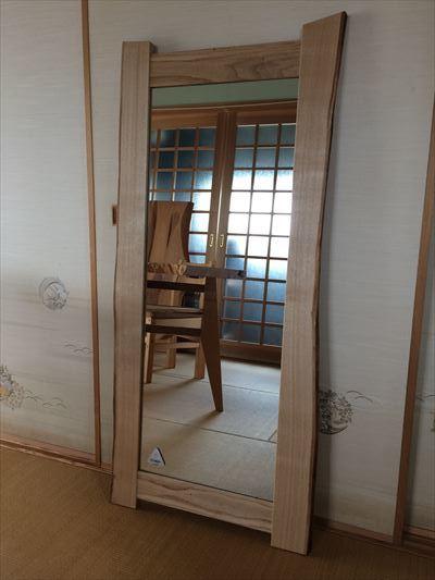 三面鏡のリメイク_d0165772_20324241.jpg