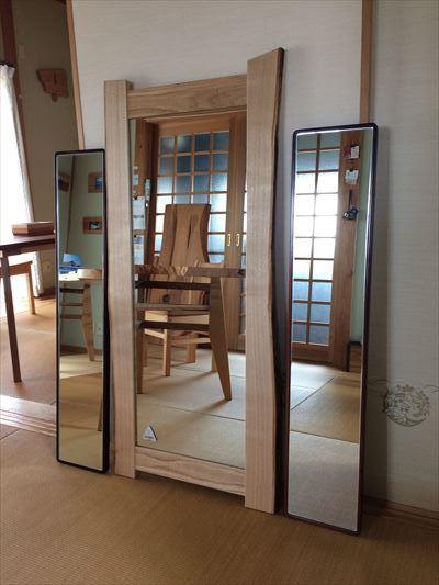 三面鏡のリメイク_d0165772_20330712.jpg