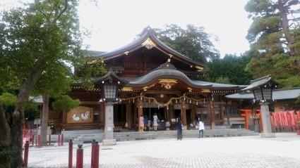 9月は神社巡りの月でした(2)高速道路デビュー(笑)・竹駒神社&金蛇水神社参拝_f0168392_23412512.jpg