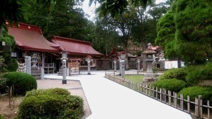 9月は神社巡りの月でした(2)高速道路デビュー(笑)・竹駒神社&金蛇水神社参拝_f0168392_23455973.jpg