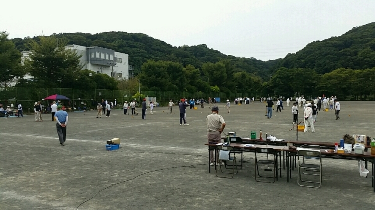 第6回 タカヤマ薬局杯ゲートボール大会_d0092901_09155234.jpg