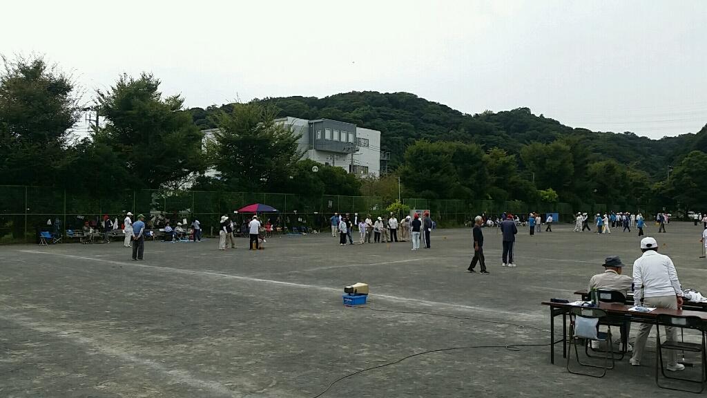 第6回 タカヤマ薬局杯ゲートボール大会_d0092901_09155532.jpg
