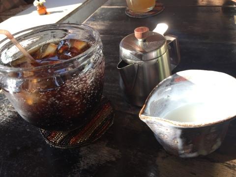 Coffee ③ マルサン  @智頭_e0115904_05263396.jpg