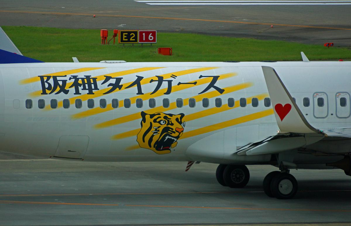 阪神タイガース応援機。_b0044115_18574410.jpg