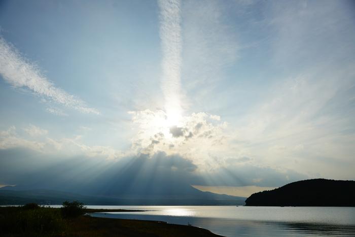山中湖にて 夕_e0077521_18322657.jpg