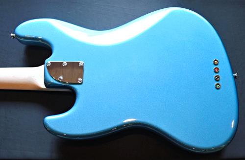 「Kawasemi Blue MetallicのSTD-J」2本が同時完成!_e0053731_17025754.jpg