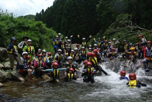 伊賀へ・木津川でシャワークライミング_e0008880_09064677.jpg