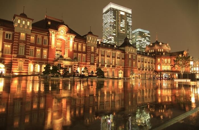 """""""東京&横浜""""一人旅 ~雨の東京駅~ そのⅡ_a0140608_07335784.jpg"""