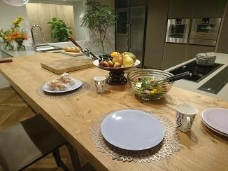魅惑のキッチン、料理もDesignです!_d0091909_17314709.jpg
