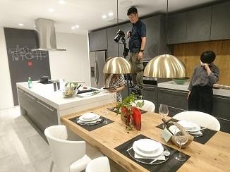 魅惑のキッチン、料理もDesignです!_d0091909_17362481.jpg