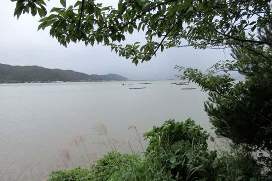 雨の小浜港_e0048413_19494158.jpg