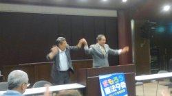 自公政権と変わらない政策の希望の党に希望は託せない。大阪9区で野党共闘実現!_c0133422_0552784.jpg