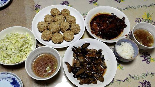 椎茸美味しい_c0162128_07371366.jpg