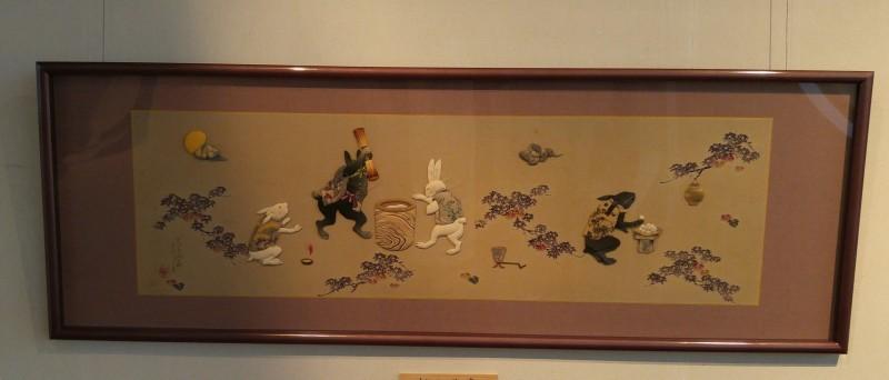 企画展「観月饗宴」開催中(*^_^*)_f0361132_17142678.jpg