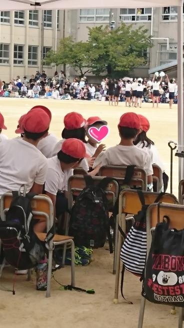 運動会~4年生~_e0353657_15323638.jpg