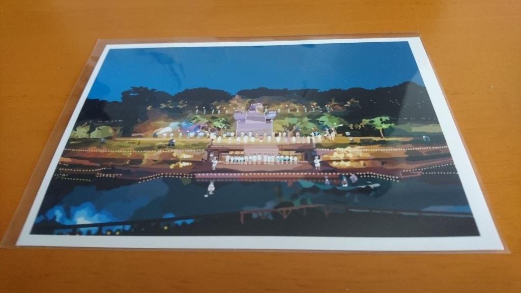 函館野外劇の絵が完成_b0106766_16305050.jpg