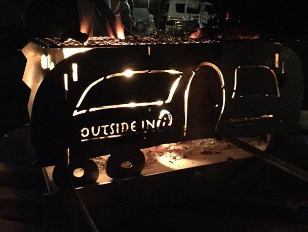 """OUTSIDE IN新商品  \""""StainlessSteel FireStove\""""発売! _c0127476_15273572.jpg"""