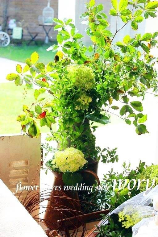 『週末の婚礼から〜①♬』_b0094378_22125016.jpeg