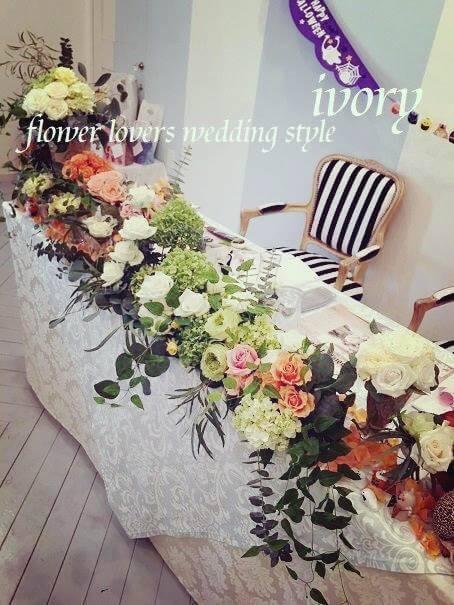 『週末の婚礼から〜②♬』_b0094378_22212323.jpeg