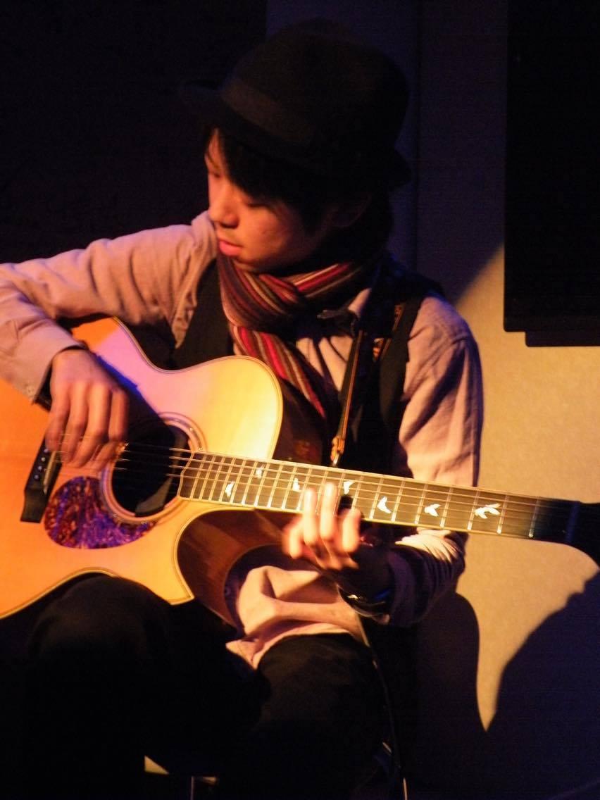 2017/10/14(土)Real Acoustic Live Vol.43 つるみまさや@四日市久茂_a0334793_05381459.jpg