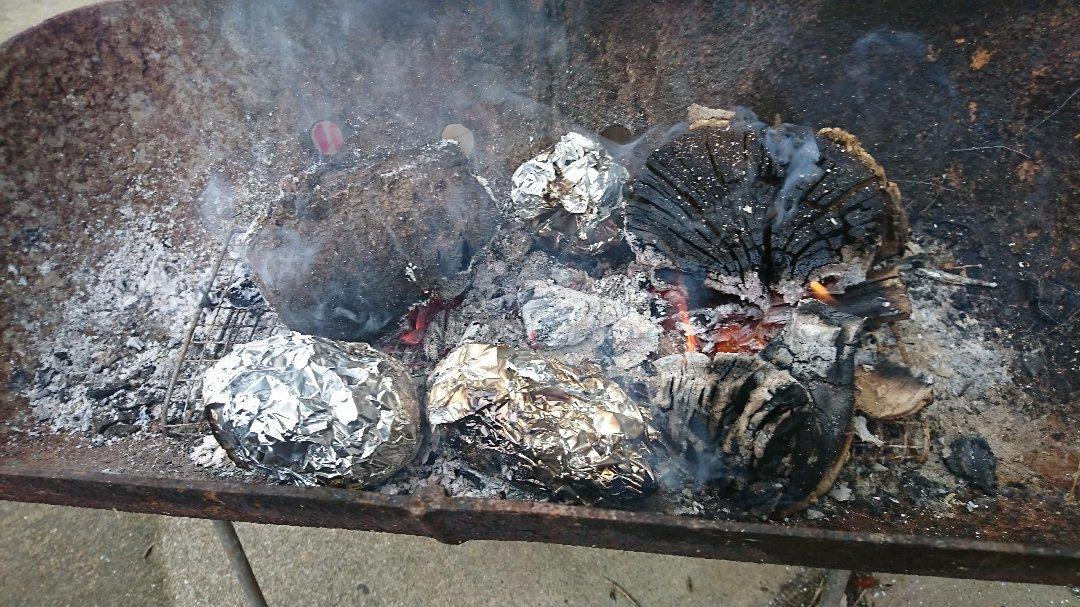 「青紫蘇の実の塩漬け」作り「柿ジャム」作りと、栗の渋皮煮の販売開始。_a0125419_06422480.jpg