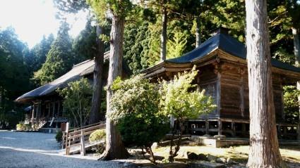 9月は神社巡りの…(3)いやいやお寺様にも行って参りました ~慈恩寺~_f0168392_21182525.jpg