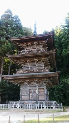 9月は神社巡りの…(3)いやいやお寺様にも行って参りました ~慈恩寺~_f0168392_21185448.jpg
