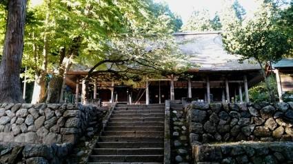 9月は神社巡りの…(3)いやいやお寺様にも行って参りました ~慈恩寺~_f0168392_21192543.jpg