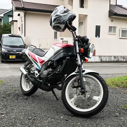 2ストバイクって、作ってないんだよなぁ〜!!_c0123295_16203731.jpg