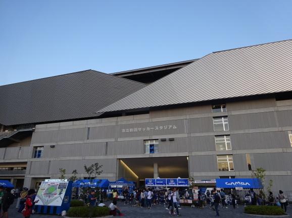 2017年 大阪 吹田スタジアムでサッカー観戦&CRAFT BEER BASE BUD_e0230011_17123189.jpg