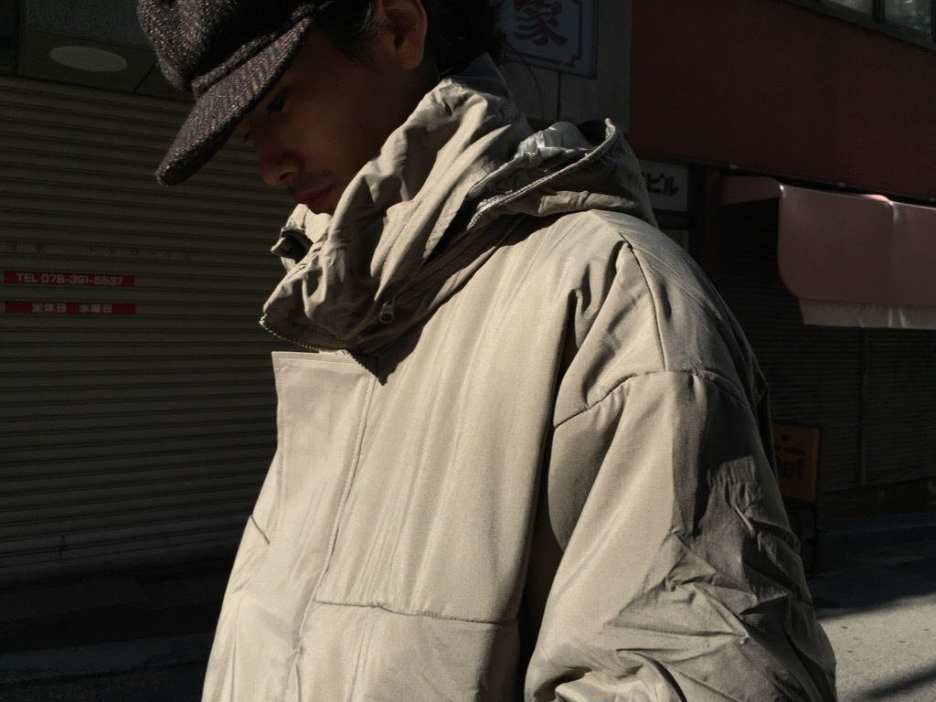 神戸店10/7(土)モダンミリタリー入荷!#3 Beyond LV-7MonsterParka!USMC HappySuit!!!_c0078587_15071743.jpg
