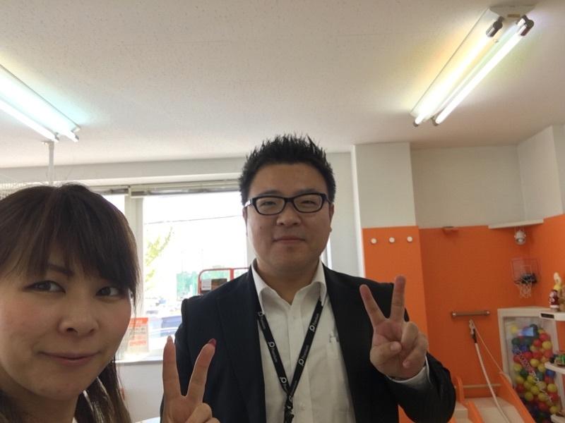10月6日(金)☆TOMMYアウトレット☆あゆブログ(*´∇`)ノ ekワゴンK様納車☆ ローンのことならTOMMY♪_b0127002_17230893.jpg