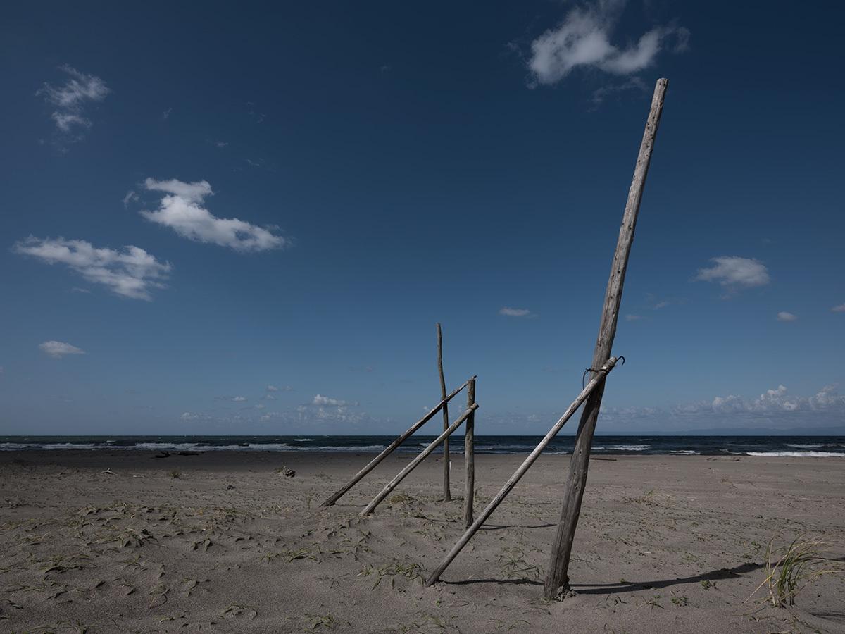 夏の名残の浜辺で In the last lights of summer  #FUJIGFX50S_c0065410_23181119.jpg
